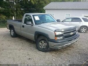 99 07 Sierra 1500 Pickup Manual Transmission Classic Style 4wd 1140732