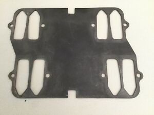 1957 1958 Corvette W Fi Plenum To Manifold 1 Piece Gasket Original Used fdf