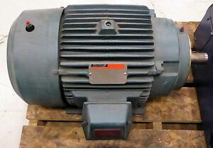 Reliance Electric Duty Master 20 Hp Motor P25g1105 1