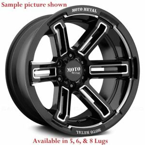 4 New 20 Wheels Rims For Lincoln Mark Lt Navigator 6 Lug 27601