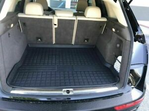 All Weather Cargo Liner Floor Mat Black For Audi Q5 2009 2017