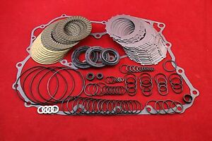 Honda Acura 4 Speed Integra Transmission Master Rebuild Kit 1996 01