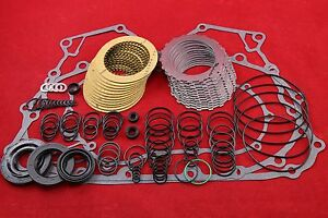 Honda Civic Crx 4 5 Speed Transmission Master Rebuild Kit 1996 04