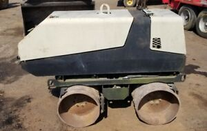 Ingersoll Rand Tc13 Vibratory Trench Compactor