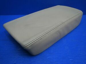 2006 Honda Accord Ex 2 4l 4cyl 4dr Center Console Armrest Lid Tan Leather Oem A8