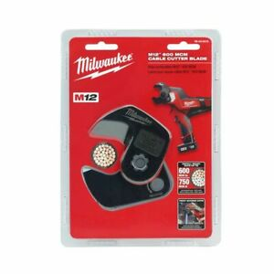 Milwaukee 48 44 0410 M12 600 Mcm Cable Cutter Blade