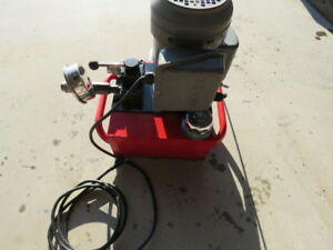Bva Hydraulics Pew1002t 1 0 Hp Electric Motor With Pendant Switch 3 way Control