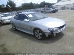 Air Cleaner Fits 04 Gto 918498
