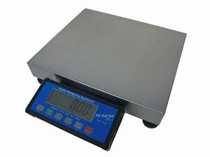 Bench Platform Digital Scale Ntep Legal Trade 150 Lbs 14 X 12 Ps 60 Recycle
