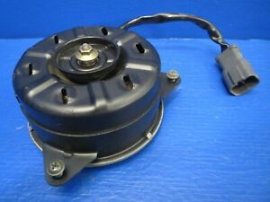 2006 Honda Accord Ex 2 4l 4cyl 4dr A c Condenser Right Cooling Fan Motor Oem B23