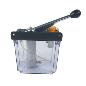 High Quality Lubricating Manual Pump Hand Lubrication 2l