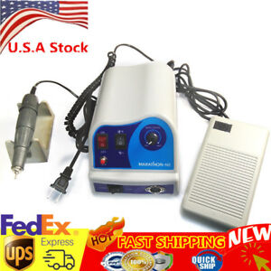 Dental Lab Marathon Electric Polisher Kit Micromotor N8 45k Rpm Motor Handpiece