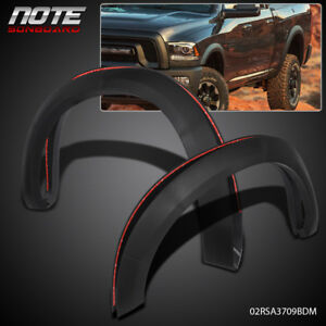 2009 2018 Dodge Ram 1500 Factory Style Replacement Bolt On Fender Flares