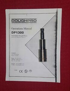 Doughpro New Oem Proluxe 11042 Screw Adjustment Post Dp1300 Free Shipping