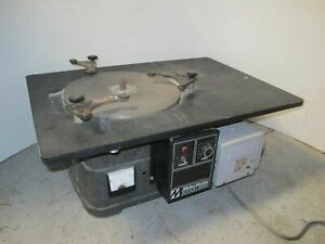 Lapmaster Model 15 Lapping Machine 110 Volt