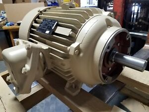 New Marathon 20 Hp 3 Phase Blue Chip Series Motor Price Ends 7 31 19