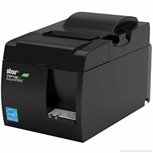 Star Micronics Tsp143iiu Gry Us Point Of Sale Thermal Printer