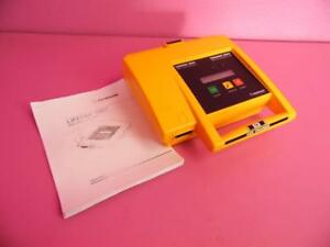 Physio control Lifepak 500t Trainer System Aed Emt Medic With Remote