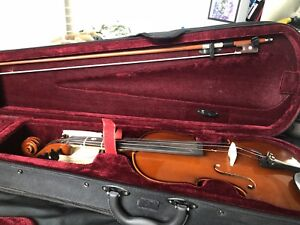 A Schroetter Violin Full Size 4 4