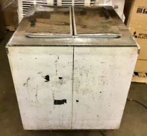 Excellence Ice Cream Freezer 31 X 34 X 31 Need This Sold Send Me Offer
