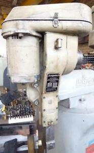 Bridgeport Model E Vertical Shaping Head 1 3 Hp 70 420 Spm 30092