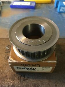 Toronto Gear Timing Belt Pulley P26 8m 20 Ja New Old Stock Closing Mfg Surplus