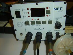 Pace Mbt250 Rework Soldering Station Complete With Tools
