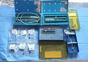 Alcon Grieshaber katena ocular Surgical Eye Set Good Condition