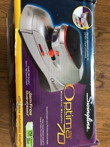 Swingline Optima 70 Electric Stapler 70 Sheet Capacity