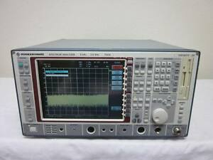 Rohde Schwarz Fsea20 9 Khz To 3 5 Ghz Spectrum Analyzer With Option B4