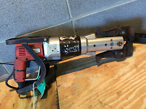 Milwaukee Victaulic Pressfit Electric Crimping Tool Model Pft505