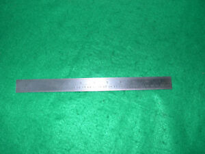 Starrett b300 36 12 Hardened Blade english Metric