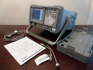 Agilent E4405b 9khz To 13 2ghz Spectrum Analyzer With Tracking Generator Loaded