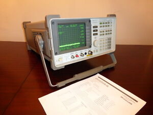 Hp Agilent 8562a 1 Khz To 22 Ghz Portable Spectrum Analyzer Calbrated