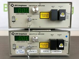 Jds Uniphase Jdsu Oab Optical Erbium doped Fiber Amplifier Edfa