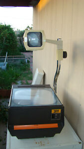 3m Model 213 Overhead Projector With Bulb