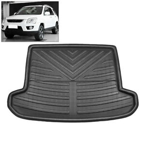 Vehicle Rear Trunk Boot Liner Cargo Mat Floor Tray For Kia Sportage 2017 2018