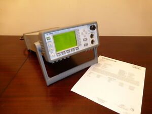 Agilent Hp E4419b 110 Ghz Epm Series Dual Channel Power Meter Calibrated