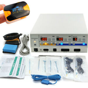 Electrosurgical Unit Diathermy Machine Surgical Electric Cutter Frequency Gift