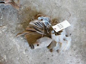 30 Miscellaneous Ih Row Crop Cultivator Sweeps Part 100365c1 dk Tag 122