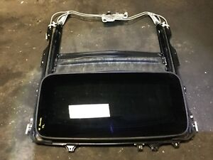 2009 2014 Acura Tl Sunroof Moonroof Glass Assembly Oem