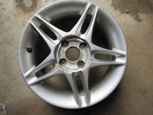 2001 2002 2003 2004 2005 Honda Civic Lx Ex 15 Aluminum Wheel Oem Alloy 03 04 05