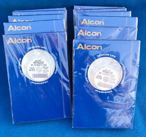 Lot Of 11 Alcon Intraocular New