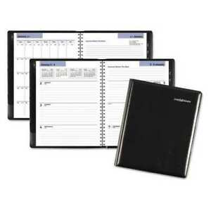 Planner 6 7 8 X 8 3 4 simulated Leather At a glance G545 00