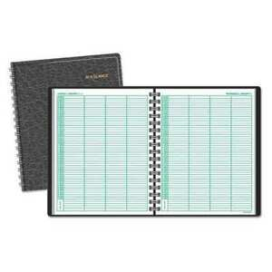 Planner 8 X 10 7 8 simulated Leather At a glance 70 822 05