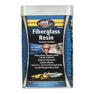 Fiberglass Resin gallon Finish 1st 8728 036