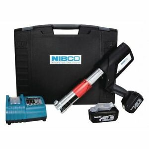 Nibco R00105pc Press Tool Kit With Case