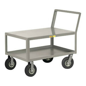 Little Giant Lk24369p 12 Ga Steel Utility Cart 1200 Lb Capacity