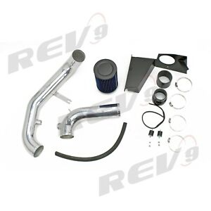 Rev9 Short Ram Air Intake Kit Heat Shield For 14 17 Vw Gli Passat 1 8l Turbo Tsi