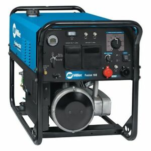 Engine Driven Welder fusion 160 Series Miller Electric 907720